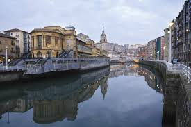 """A part in spain called """"Bilbao"""""""