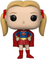 <b>Фигурка Funko POP</b>! <b>Vinyl</b>: Friends W2: Phoebe as Supergirl (32749)