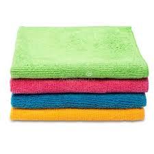 <b>Салфетка Vileda Colors</b> из микрофибры 4шт: купить, цена, фото