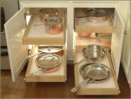 Kitchen Cabinet Slide Out Kitchen Cabinet Organizers Love These Great Examples Of Kitchen S