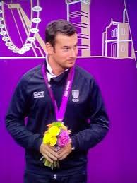 Prima medaglia per l'Italia alle Olimpiadi di Londra. Luca Tesconi