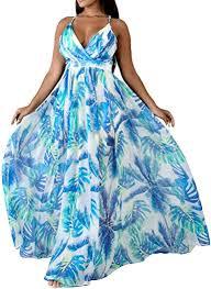 Amazon.com: FANDEE <b>Summer</b> Dresses for <b>Women</b> Maxi Sexy ...