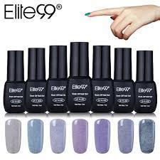 Elite99 7 мл <b>Гель</b>-<b>лак</b> для ногтей <b>из</b> искусственного меха ...