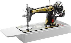 <b>Швейная машина Dragonfly</b> JA2-2, цвет черный, желтый ...