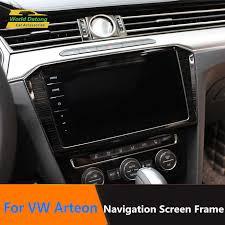 VW CC Автомобильный <b>навигатор</b> Экран монитора <b>Панель</b> ...