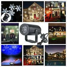 4W <b>Christmas Halloween</b> Holiday Decoration LED Stage Light 12 ...