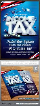 income tax flyer template by industrykidz graphicriver income tax flyer template corporate flyers