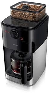 Купить <b>Кофеварка Philips HD7767 Grind</b> & Brew черный/металлик ...