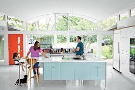 modern kitchen setup: modern kitchen design mid century modern kitchen design hd images