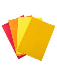 <b>Набор</b> цветного листового <b>фетра</b> 4 цвета 2 мм Feltrica 6390323 в ...