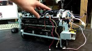HP Pro M127 | Как разобрать | Замена <b>термопленки</b> - YouTube