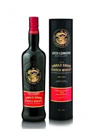 Whisky LOCH <b>LOMOND</b> Single <b>Grain</b> 46% - Maison du Whisky