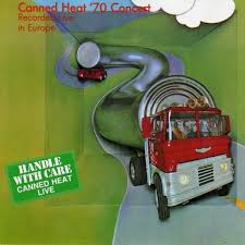 '<b>70</b> Concert: Recorded Live in Europe by <b>Canned Heat</b> (Album; BGO ...