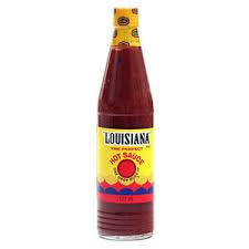 Купить <b>Соус острый перечный</b> ТМ <b>Louisiana</b> (Луисиана) с ...