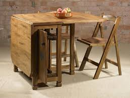 Kitchen Tables With Storage Folding Kitchen Table With Storage For Chairs Best Kitchen Ideas