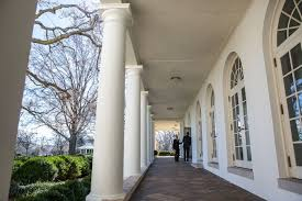 president obama enters the outer oval office with brian mosteller barack obama enters oval