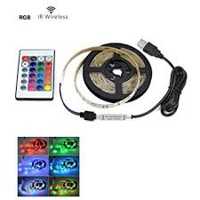 GHJGFGH 5V USB Power <b>LED</b> Lamp <b>Strip 2835 SMD RGB LED</b> ...