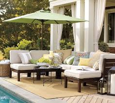 outdoor patio furniture decoration