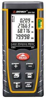 Лазерный <b>дальномер SNDWAY SW-T80</b> — купить по выгодной ...