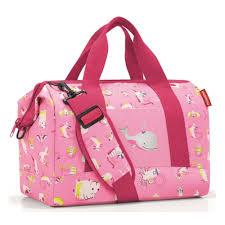 <b>Сумка детская Reisenthel</b> Allrounder M Abc Friends Pink — купить ...