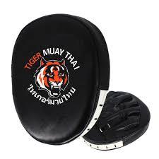 SUOTF MMA <b>Boxing Gloves Pads</b> Tiger Muay Thai Kick Boxing ...