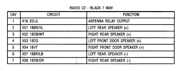 dodge ram ignition wiring diagrams wiring diagram pinout for 07 ram radio dodgeforum com 2001 infinity radio connectors wiring