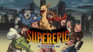 SuperEpic: The Entertainment War/Nintendo Switch/eShop Download