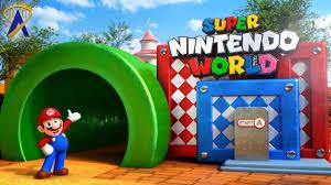 Super Nintendo World Teaser - Coming to Universal Studios Japan ...