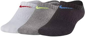 Nike <b>Kid's Performance Cushioned No</b>-Show Everyday <b>Cushion</b> Sock