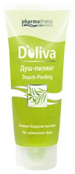 Купить пилинг-<b>гель для душа</b> Dusch-Peeling 100мл <b>D</b>`<b>oliva</b> по ...