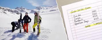 Resultado de imagen de esquiando