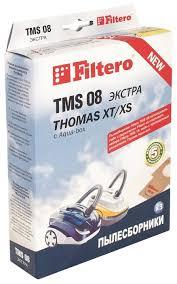 <b>Filtero</b> Мешки-<b>пылесборники</b> TMS 08 Экстра — купить по ...