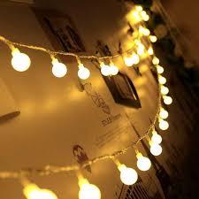 220V Outdoor Christmas String Lights Garland <b>10M</b> 20M 30M 50M ...