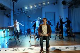 Спектакль <b>Ганди молчал по субботам</b>, автор Анастасия Букреева ...