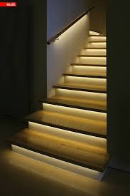 1000 images about stair lighting on pinterest stair lighting stairs and lighting basement stairwell lighting