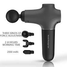New Massage Gun For female <b>Mini Fascia Gun</b> 3 Speeds ...