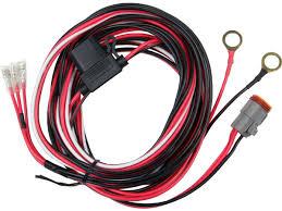 3 wire single light low power harness 40188 rigid industries 3 wire single light low power harness