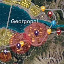 <b>PUBG</b> Interactive <b>Map</b>