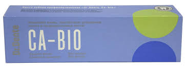 <b>Dr</b>.Dente <b>Зубная паста</b> Укрепление эмали 130г Ca-Bio — купить в ...