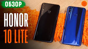 <b>Honor 10 Lite</b>: потенциальный ХИТ? ▶️ Обзор <b>смартфона</b> ...
