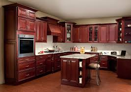 Small Picture dark cherry kitchen cabinets color Cherry Kitchen Cabinets