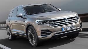 Volkswagen Touareg вернули дизельный <b>V8</b> - читайте в разделе ...