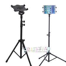 <b>Universal Multi-direction Floor Stand</b> Tablet Tripod Mount Holder For ...