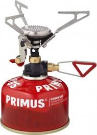 <b>Газовая горелка Primus MicronTrail</b> с пьезо v2 (00000040415 ...