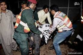 Afbeeldingsresultaat voor انتحاری در پاکستان