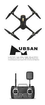 Обзор <b>квадрокоптера Hubsan X4</b> H501S 5.8G FPV