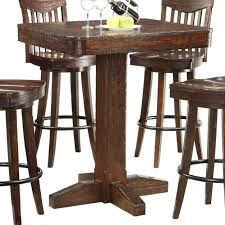 tabacon counter height dining table wine: eci furniture gettysburg bar height dining table