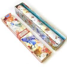 Fragrance sheet drawer liner