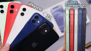 iPhone <b>12</b>: All <b>Colors</b> In-Depth Comparison! Which is Best? - YouTube
