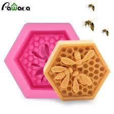 Купите silicone mould for fondant bee <b>honeycomb</b> онлайн в ...